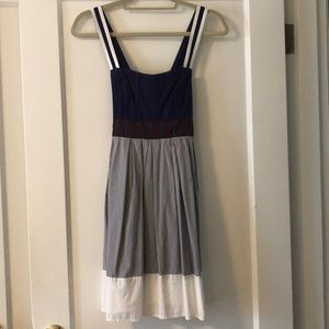 Silence and Noise Summer Dress